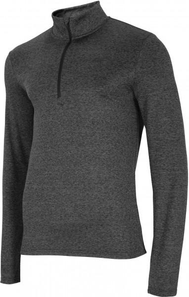 4F Herren Funktions Shirt Houston Dark Grey Melange