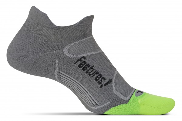 Feetures Elite Light Cushion Graphite/Black