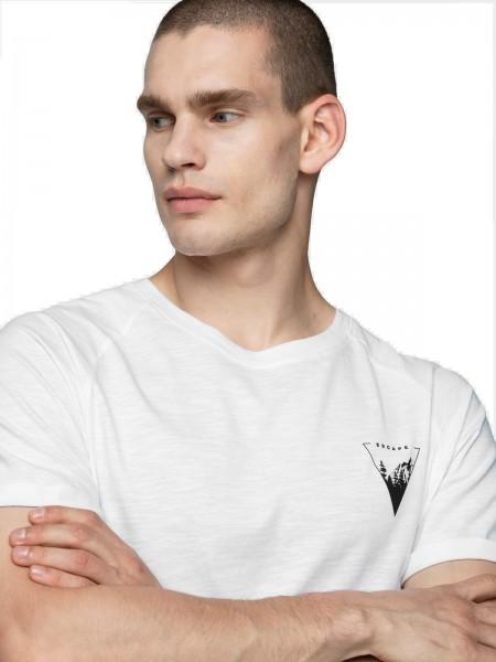 Outhorn Herren T-Shirt TSM642 White